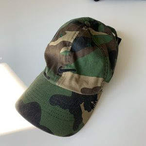 Camo Nike Hat